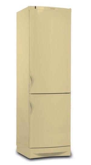Холодильник бежевый