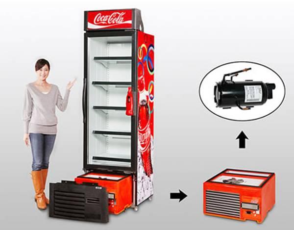холодильник кока-кола инструкция