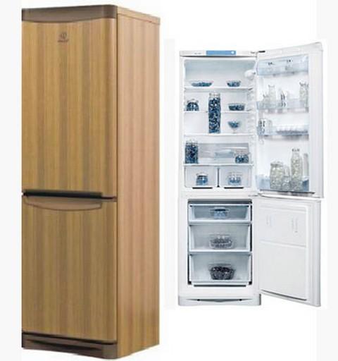 Холодильник под дерево