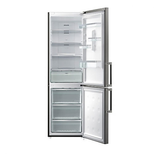 Холодильник с большой морозильной камерой