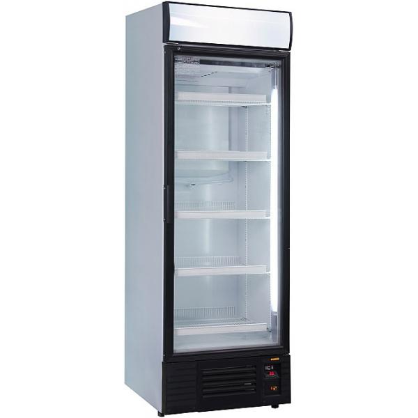 Холодильник со стеклянной дверью