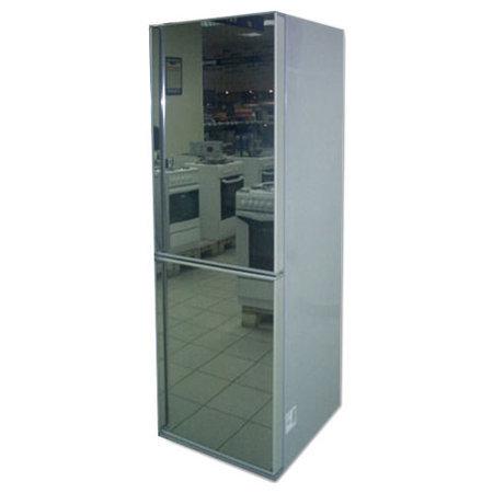 Холодильник зеркальный