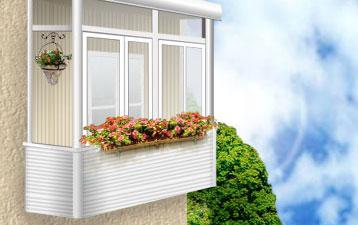 Морозильный ларь на балконе фото