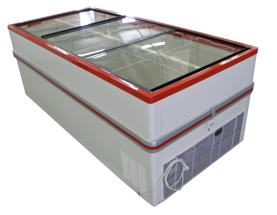 Морозильный ларь для отходов фото