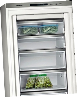 морозильная камера сименс фото