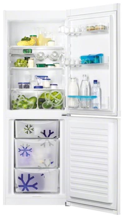 Инструкция Холодильник Занусси